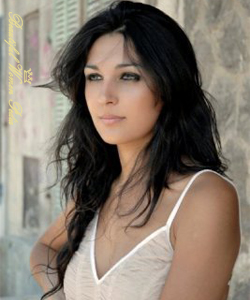 Sabrina Arab Beautiful Algerian Women