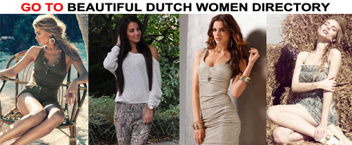Beautiful Dutch Women