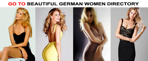 Beautiful German Women