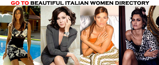 Beautiful Italian Women