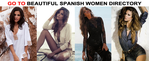 Beautiful Spanish Women