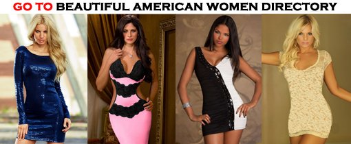 Beautiful American Women