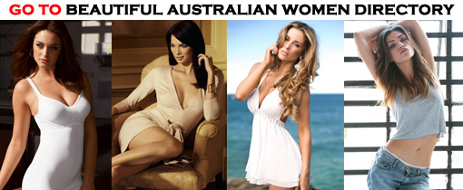 Beautiful Australian Women