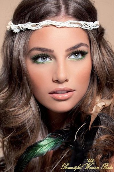 Beautiful Face Eyes Lips: Women With The Most Beautiful Faces ⋆ Beautiful Women Pedia