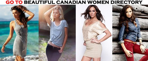 Beautiful Canadian Women