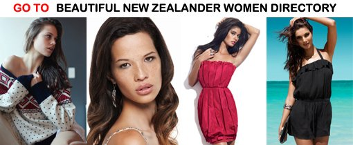 Beautiful New Zealand Women