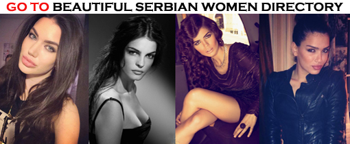 Beautiful Serbian Women