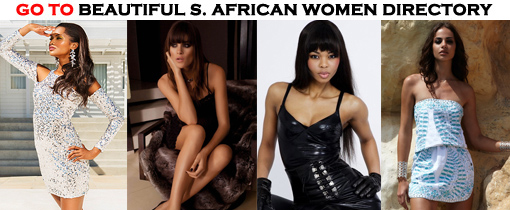 Beautiful South African Women