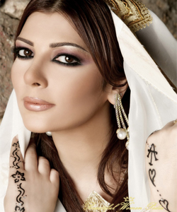 Asala Nasri Beautiful Syrian Women